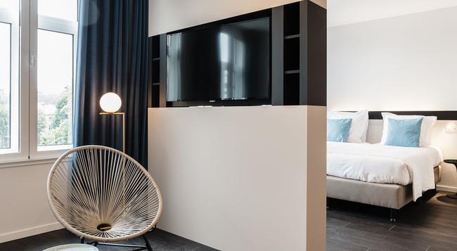 Hotel Portinari - 브리헤 - 침실