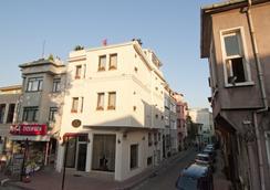 Sultans Hotel - 이스탄불 - 야외뷰