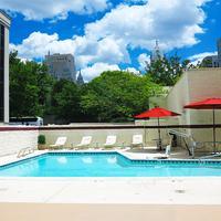 솔트 레이크 플라자 호텔 앳 템플 스퀘어 Outdoor Pool