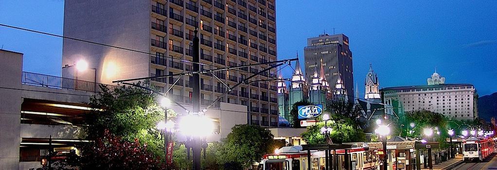 솔트 레이크 플라자 호텔 앳 템플 스퀘어 - 솔트레이크시티 - 건물