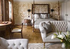 아드리아 부티크 호텔 - 런던 - 침실