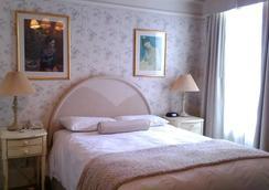 코넬 호텔 드 프랑스 - 샌프란시스코 - 침실
