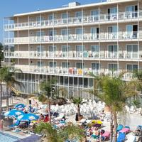 H·top Platja Park Hotel Front