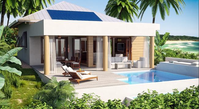 Solaire Villas Anguilla - 더밸리 - 건물