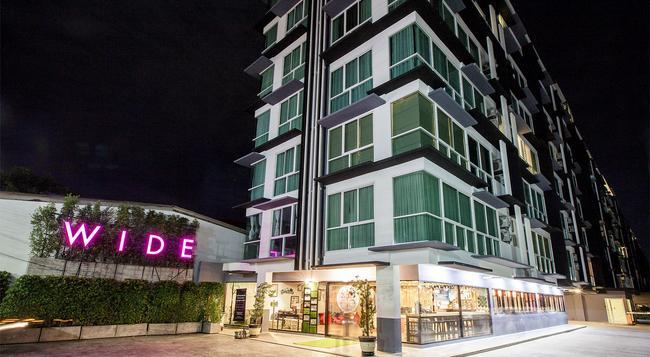 더 와이드 콘도텔 - 푸켓 - 푸켓 - 건물