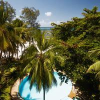 Neptune Beach Resort Pool view