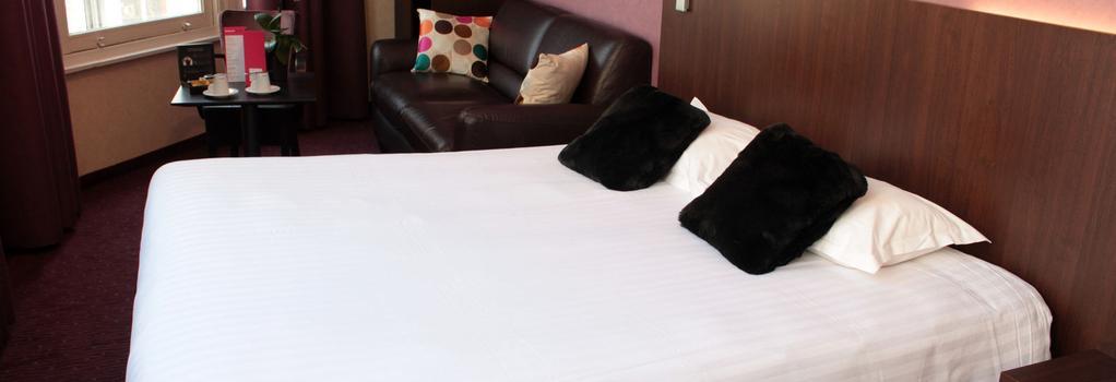 Hotel Kanaï - 릴 - 침실