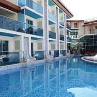Ocean Blue High Class Hotel Outdoor Pool