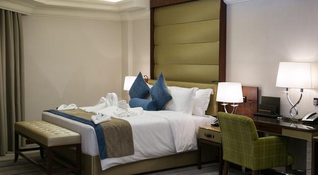 걸프 펄스 호텔 - 도하 - 침실