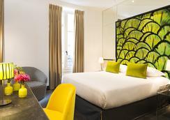호텔 드 세즈 - 파리 - 침실
