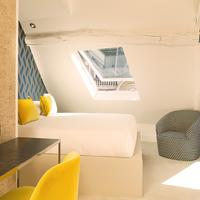 호텔 드 세즈 Guestroom