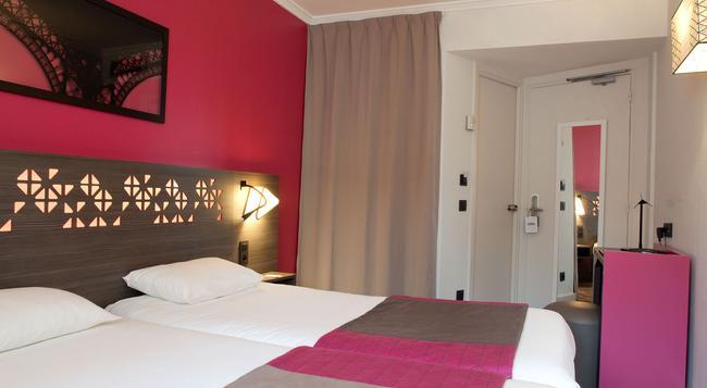 호텔 에펠 캐피톨 - 파리 - 침실