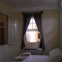 Posada San Francisco simple private rooms