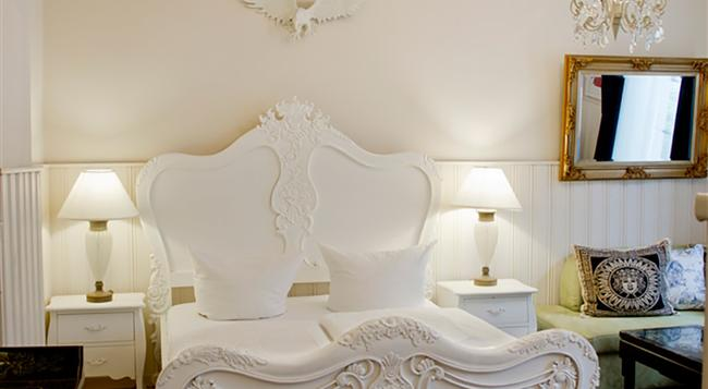 호텔 파키딜 베를린 - 베를린 - 침실