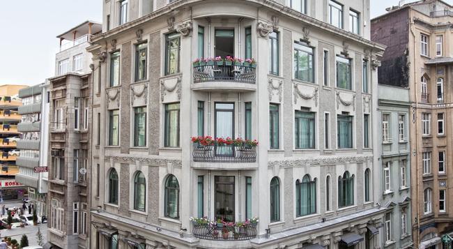 카라코이 룸스 - 이스탄불 - 건물