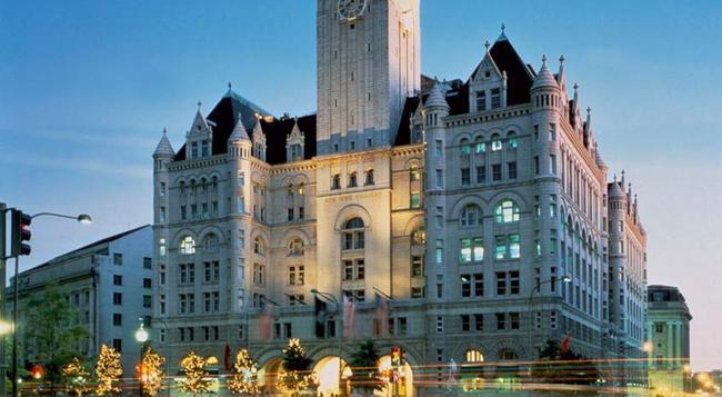 트럼프 인터내셔널 워싱턴 DC - 워싱턴 - 건물