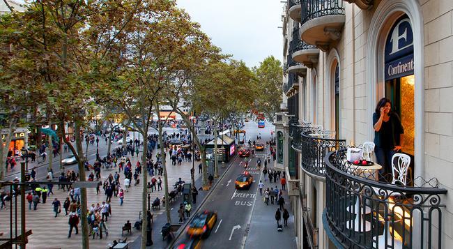 호텔 콘티넨탈 바르셀로나 - 바르셀로나 - 건물