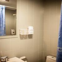 Pensión Ametzagaña Bathroom