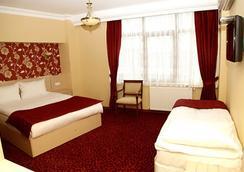 골든 혼 이스탄불 호텔 - 이스탄불 - 침실