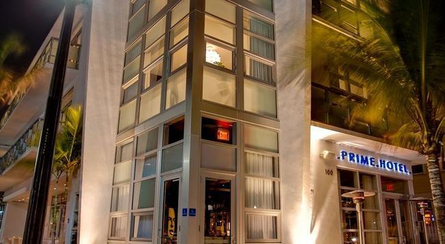 Prime Hotel - 마이애미비치 - 건물
