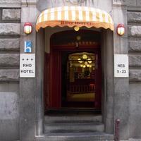 로 호텔 Hotel Entrance
