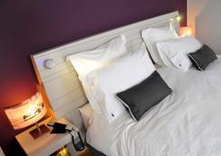 Villa Koegui Biarritz - 비아리츠 - 침실