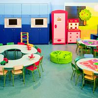 Mediterranean Palace Childrens Play Area - Indoor