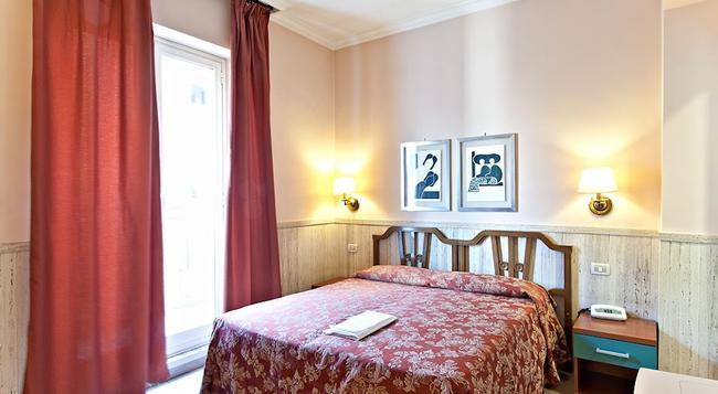 피라미드 호텔 - 로마 - 침실