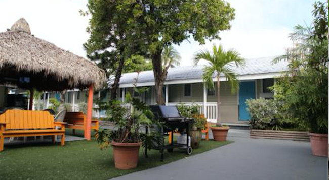 Seashell Motel & Key West Hostel - 키웨스트 - 건물