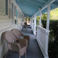 시셸 모텔 & 인터내셔널 호스텔 Terrace/Patio