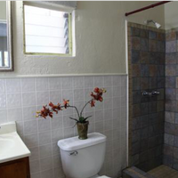 시셸 모텔 & 인터내셔널 호스텔 Bathroom