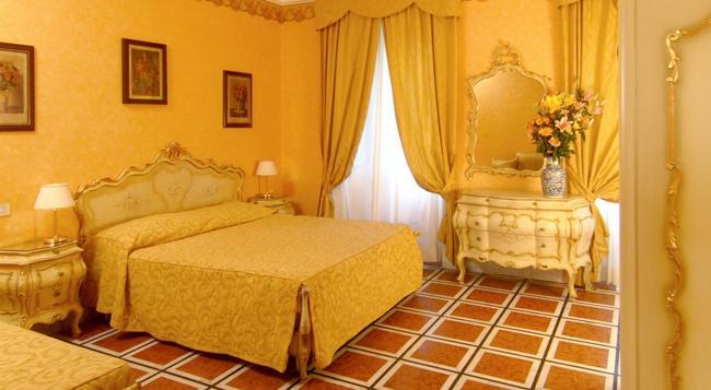 호텔 빌라 산 로렌초 마리아 - 로마 - 침실