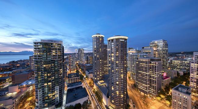 더 웨스틴 시애틀 - 시애틀 - 건물