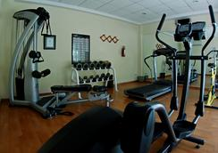 아우레아 호텔 앤 스위트 - 과달라하라 - 체육관