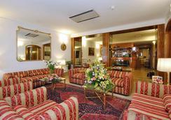 호텔 세실 - 로마 - 로비