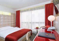 호텔 세인트 고타르드 - 취리히 - 침실