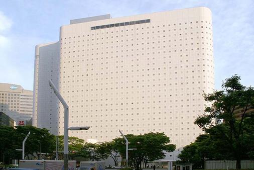 신주쿠 워싱턴 호텔 메인 - 도쿄 - 건물