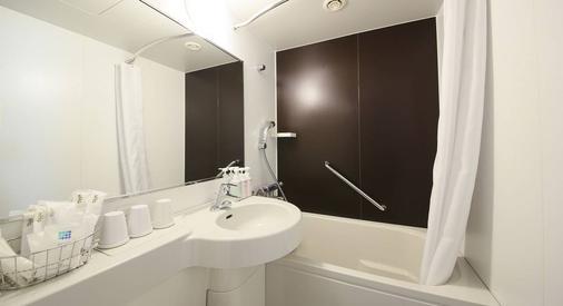 신주쿠 워싱턴 호텔 도쿄 메인 - 도쿄 - 욕실