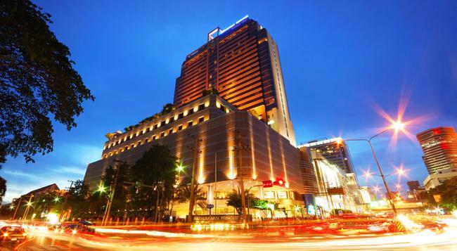 빠뚜남 프린세스 호텔 - 방콕 - 건물