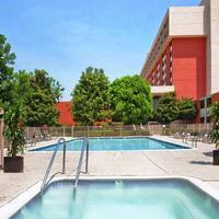 Ontario Airport Hotel Pool