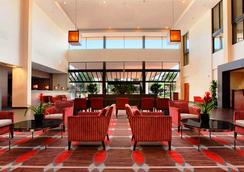 Ontario Airport Hotel and Conference Center - 온타리오 - 로비