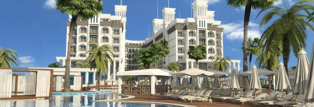 Quattro Beach Spa & Resort - 알라냐 - 건물