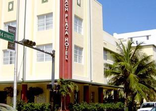 사우스 비치 플라자 호텔