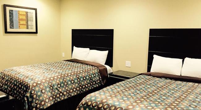 Berkshire Motor Hotel - 샌디에이고 - 침실