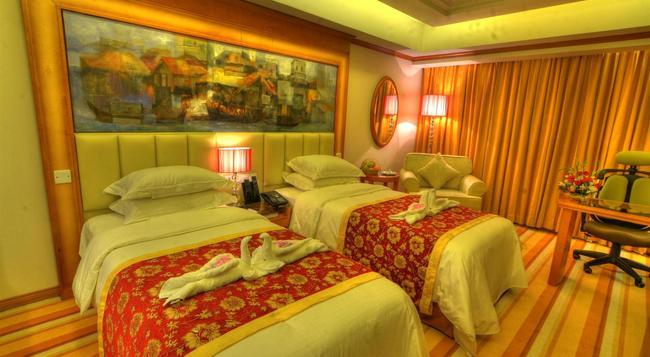 식스 시즌 호텔 - Dhaka - 침실