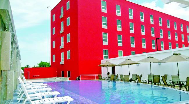 Hotel Hex - 마나과 - 수영장