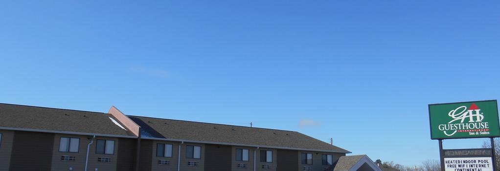 GuestHouse Inn & Suites Sioux Falls - 수폴스 - 건물
