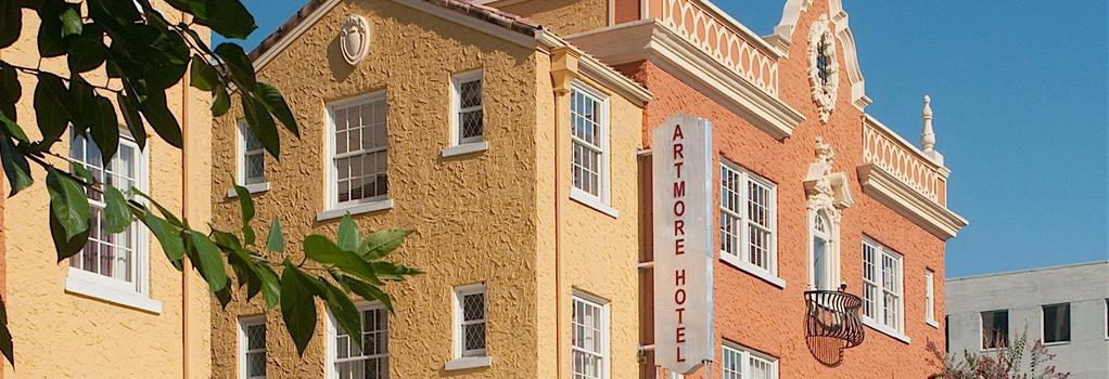 Artmore Hotel - Midtown - 애틀랜타 - 건물