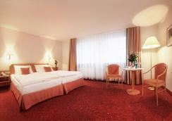 Parkhotel Diani - 라이프치히 - 침실