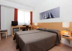 호텔 사그라다 패밀리아 - 바르셀로나 - 침실